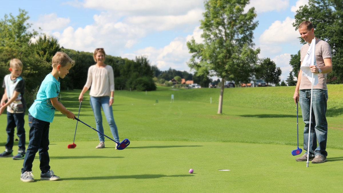 Golf für alle