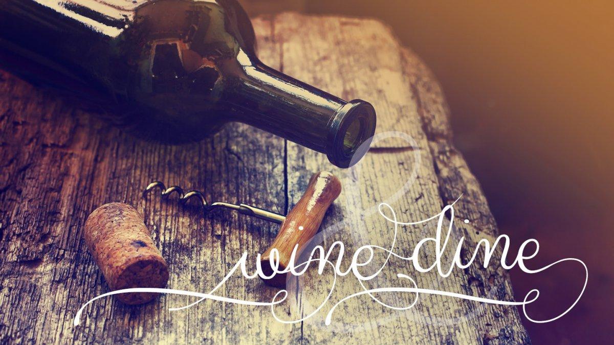 Wine and Dine in der Oase   Restaurant Oase