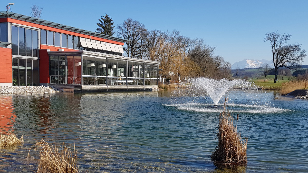 Restaurant Oase im Golfpark Oberkirch
