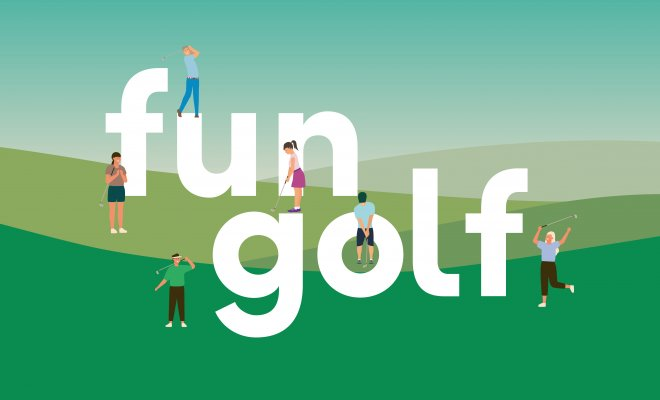 FunGolf - Golferlebnis für alle!